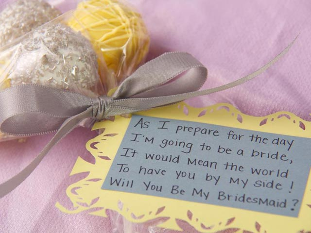 A Sweet Invitation