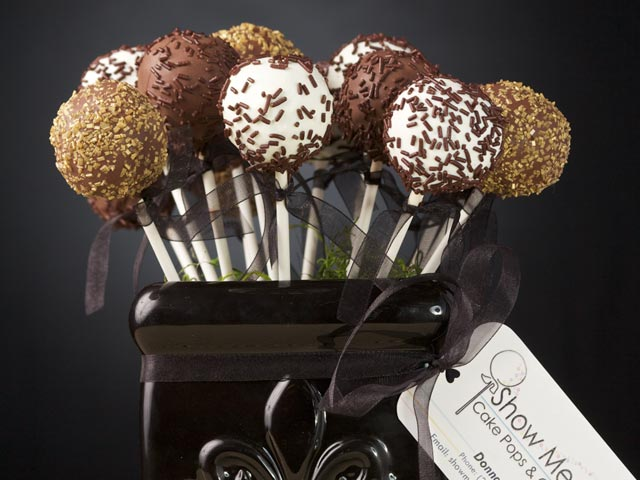 Corporate Functions Cakepops