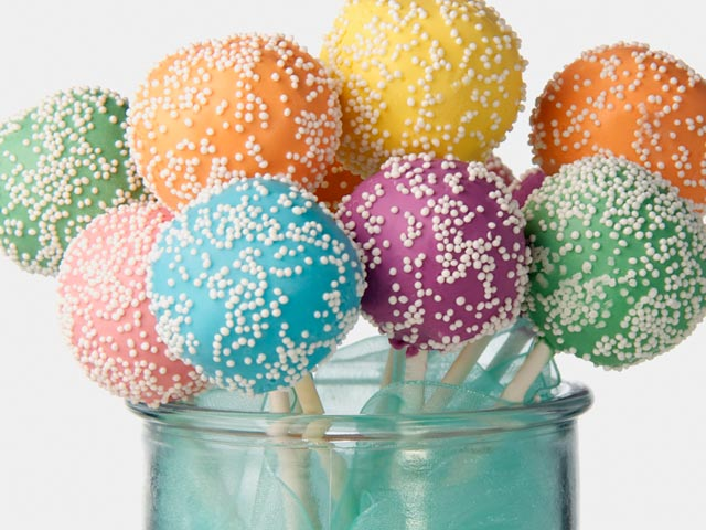 How To Make Wedding Cake Pops